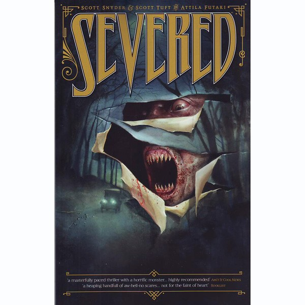 severed cover