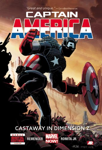 captain america cover