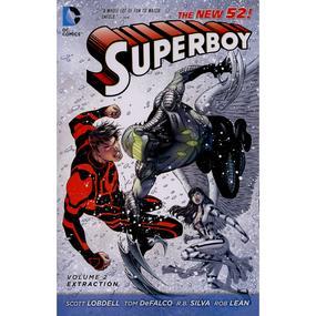 superboy cover