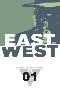 east of west cover