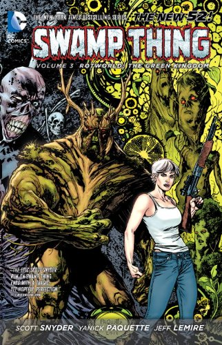 rotworld cover green