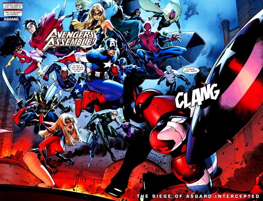 dark avengers 5