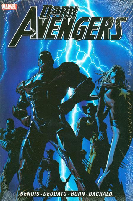 dark avengers cover