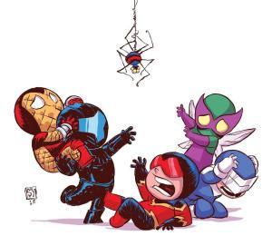 spider foes 1