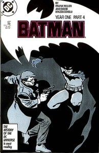 batman year one 1