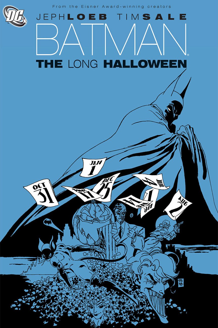 long halloween cover