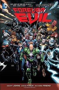 Forever evil cover