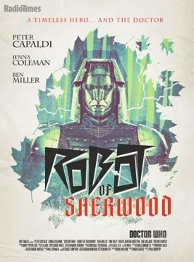 robot of sherwood poster