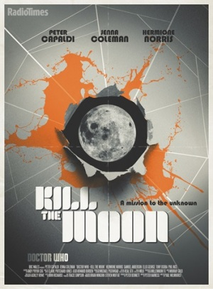 kill the moon poster