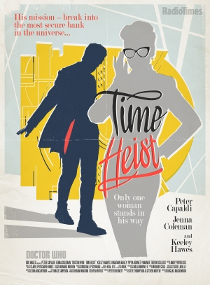 time heist poster
