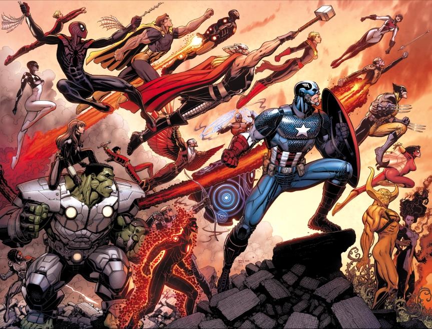 avengers infinity 4