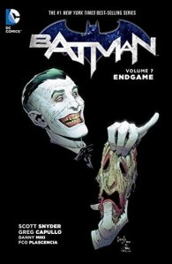 batman endgame cover