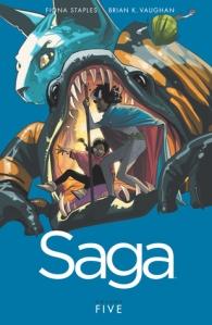 saga 5 cover