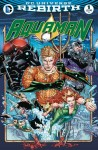 dc rebirth aquaman