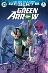dc rebirth green arrow