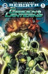 dc rebirth green lanterns