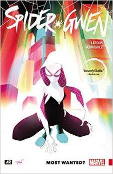 spider-gwen cover
