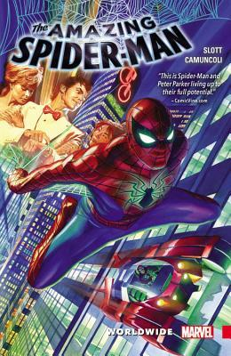 spider-man worldwide cover